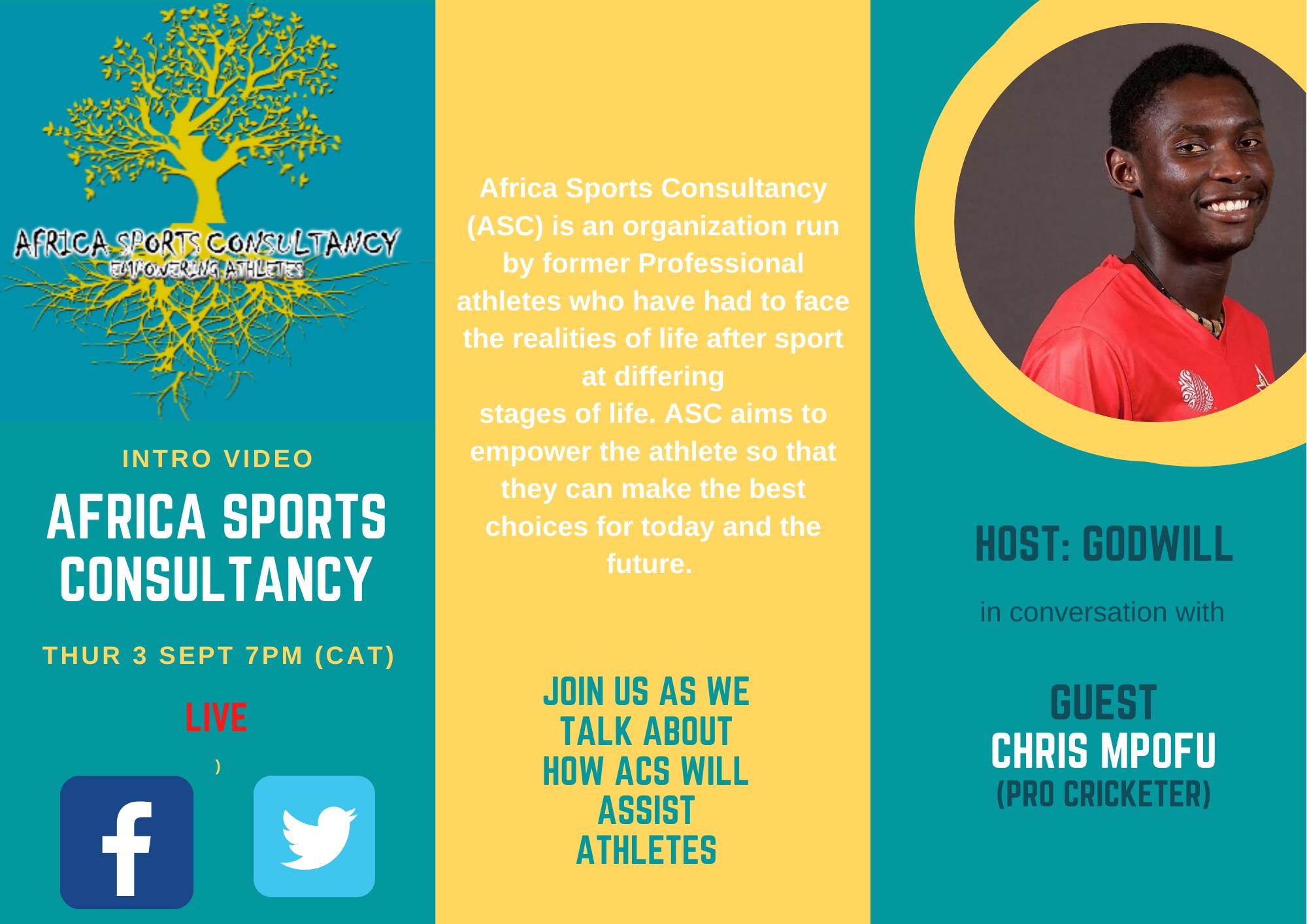 Africa Sports Consultancy_Chris Mpofu