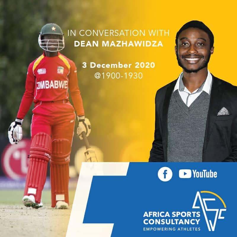 Africa Sports Consultancy_Dean Mazhawidza