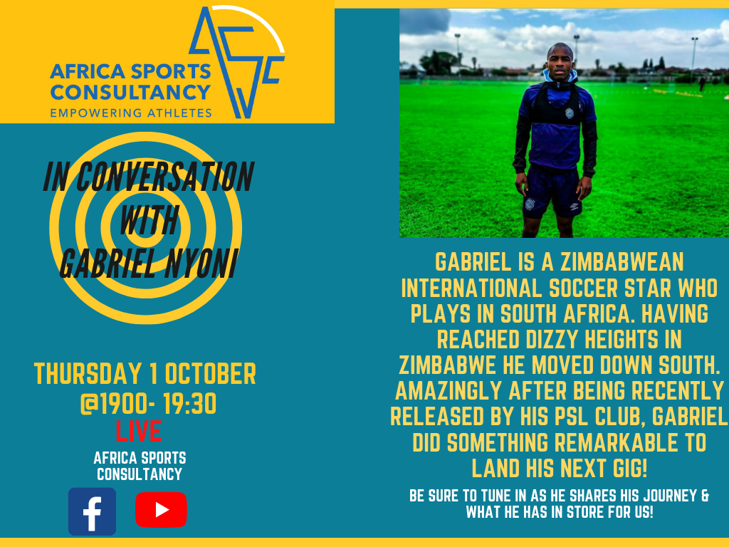 Africa Sports Consultancy_Gabriel Nyoni