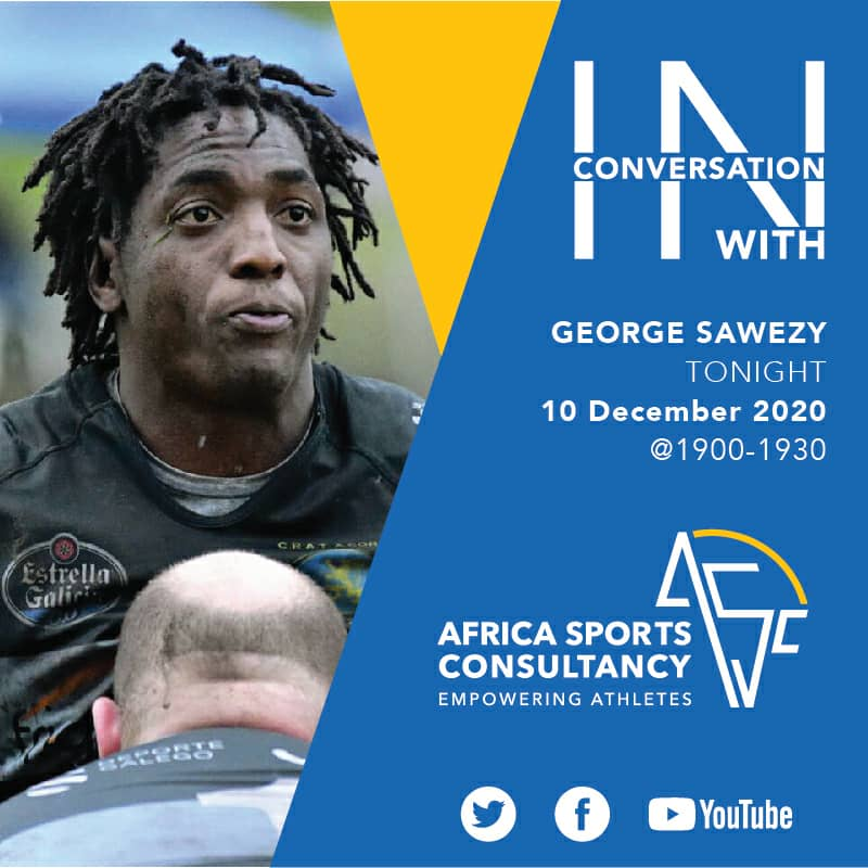 Africa Sports Consultancy_George Sawezy