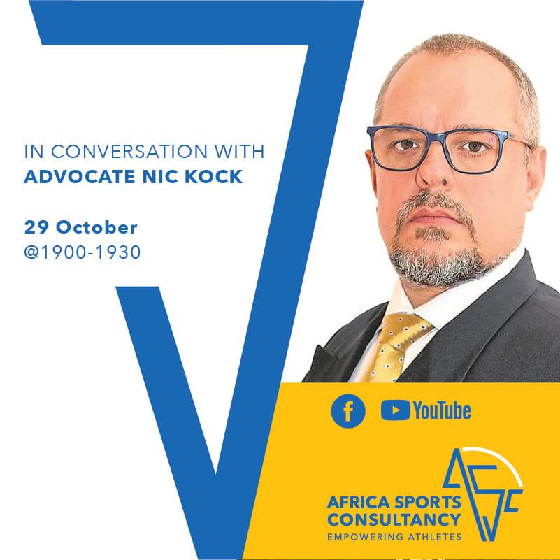 Africa Sports Consultancy_Nic Kok