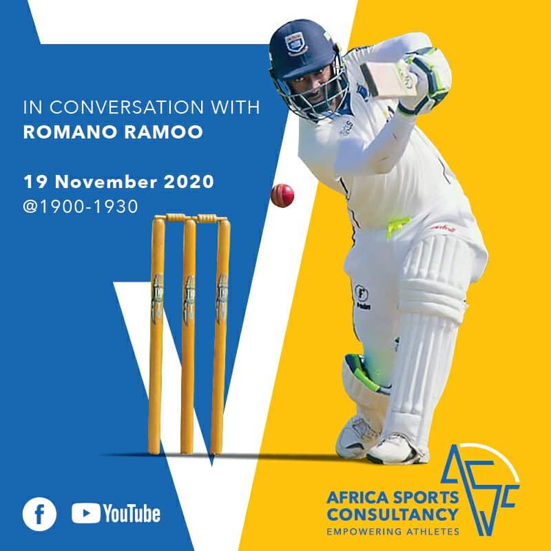 Africa Sports Consultancy_Romano Ramoo