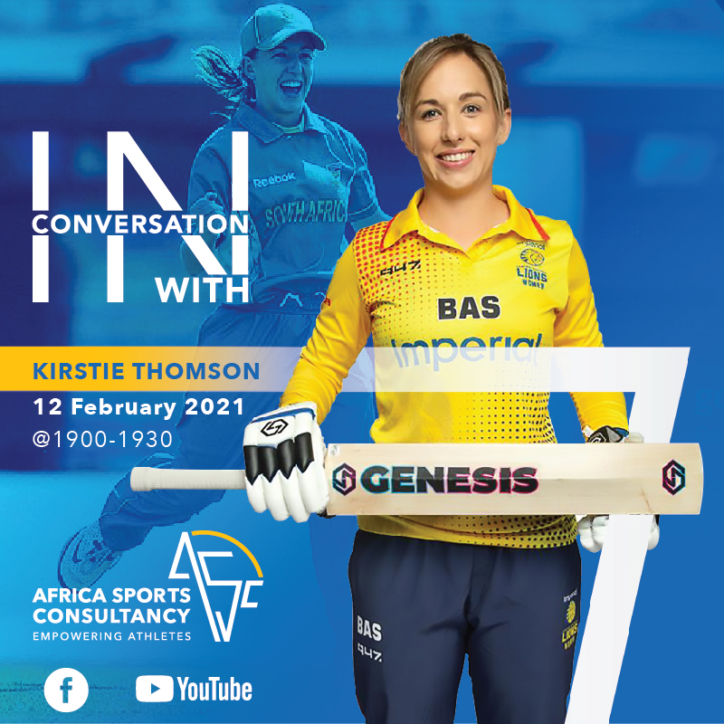 Africa Sports Consultancy- Kirstie Thomson