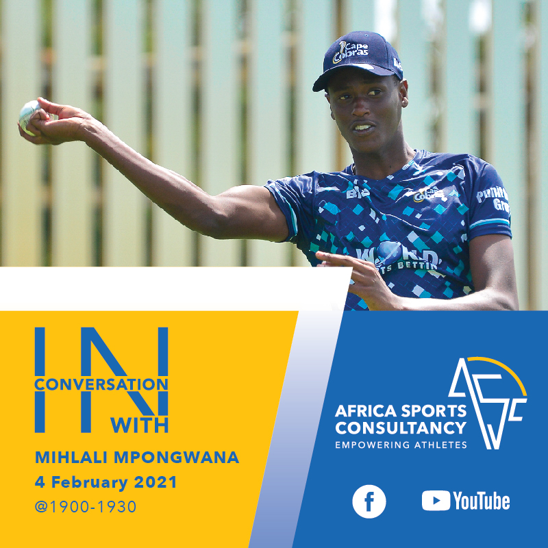 Africa Sports Consultancy- Mihlali Mpongwana