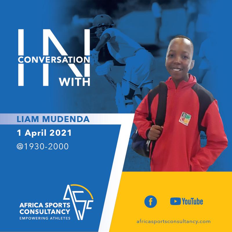 Liam Mudenda