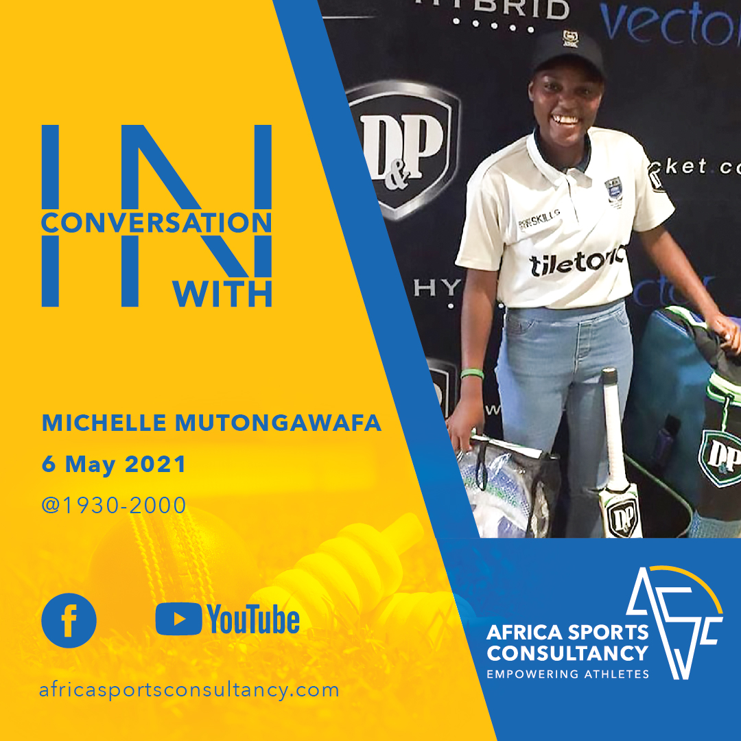 ASC Michelle Mutongawafa